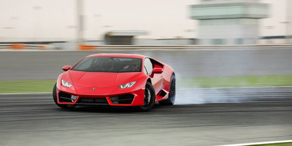 Année 2015 record pour Lamborghini