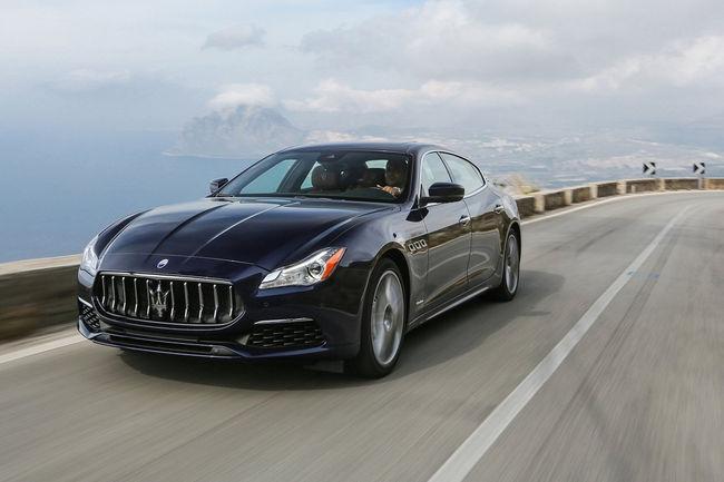 Ventes record pour Maserati France en 2016