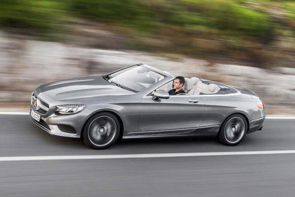 Ventes record pour Mercedes en 2015