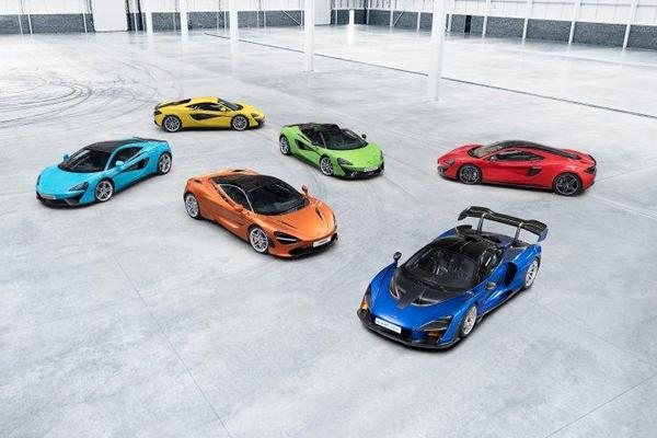 Nouveau record de ventes pour McLaren en 2018