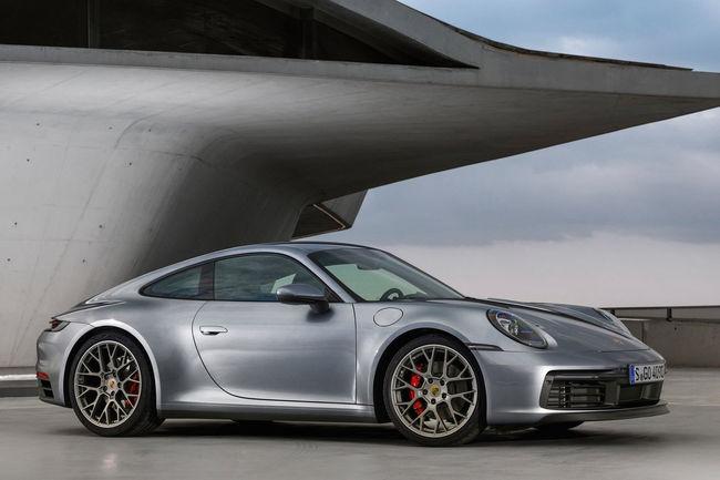 Ventes : Porsche signe un nouveau record