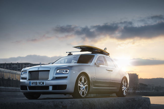 Ventes records pour Rolls-Royce en 2018