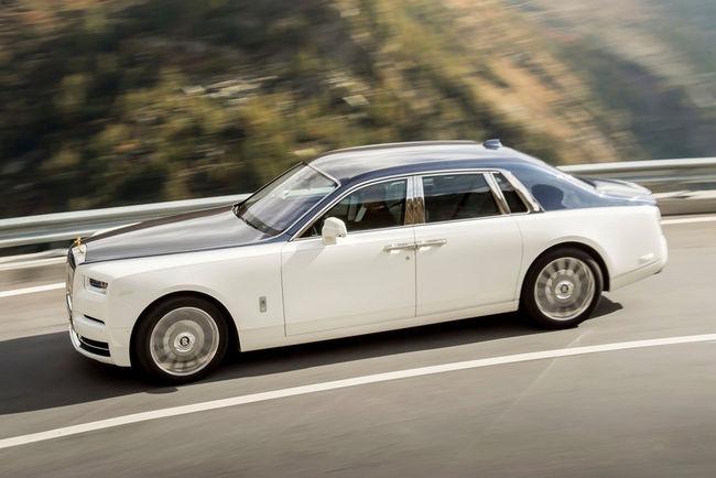 Ventes : bons résultats pour Rolls-Royce en 2017