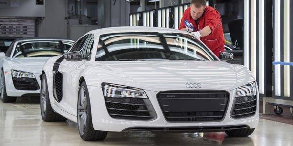 Ventes en progression pour Audi au premier trimestre