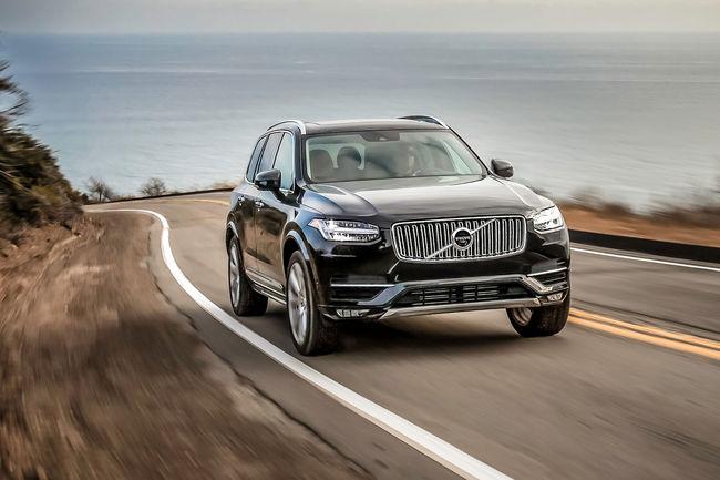 Ventes : croissance continue pour Volvo Cars