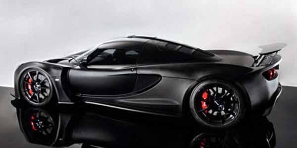 Test d'accélération pour la Venom GT