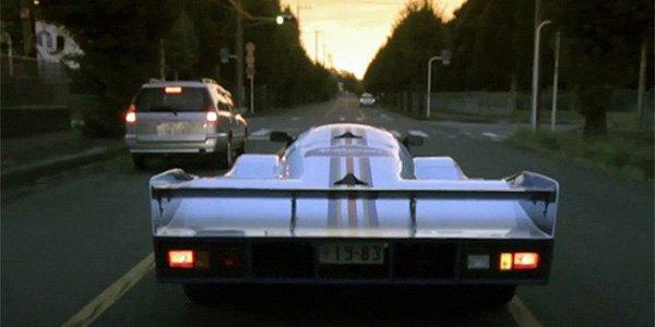 Vidéo : faire ses courses en Porsche 962