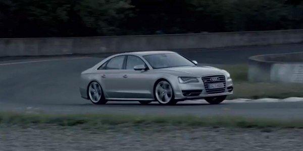 La nouvelle gamme Audi S en vidéos
