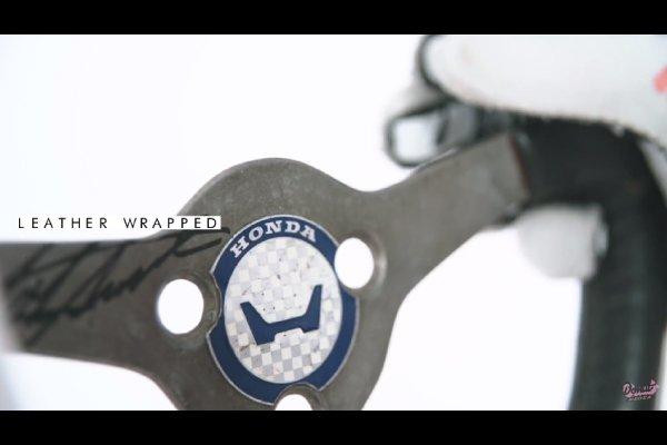 L'évolution des volants de Formule 1 en vidéo