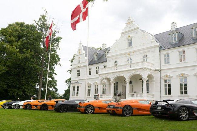 Le Koenigsegg Owners Event en vidéo