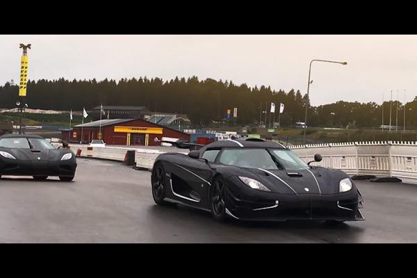 Découvrez le Koenigsegg Owners Tour 2017 en vidéo