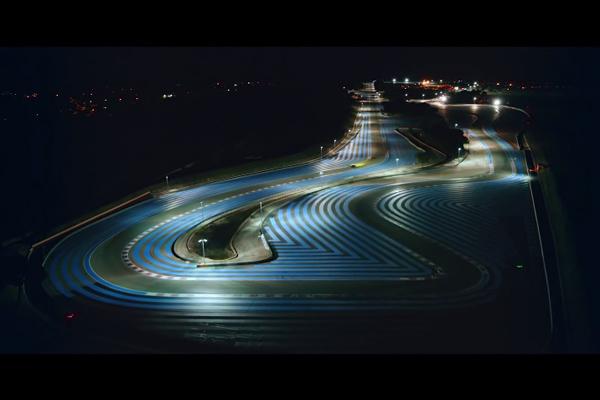 Découvrez la BMW M8 GTE en action sur le Paul Ricard