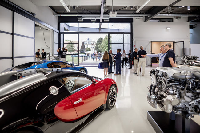 Bugatti : retour en images sur 110 ans d'histoire