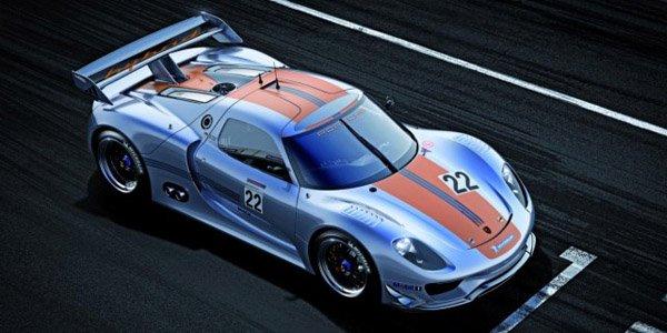Vidéo Porsche 918 RSR expliquée