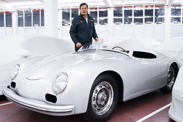 Vidéo : Porsche Top 5 Series