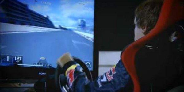 La Red Bull X1 en vidéo