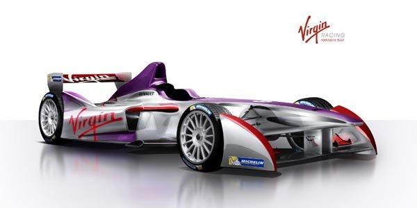 Virgin rejoint le championnat Formula E