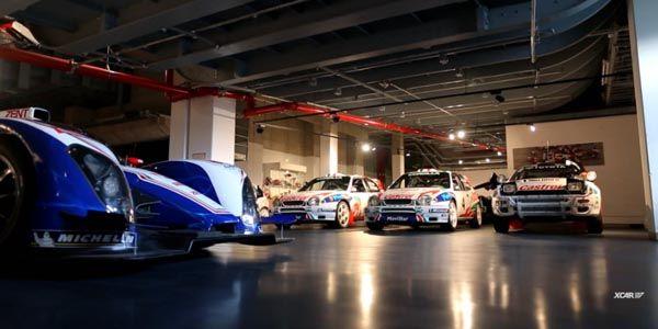 Visite chez Toyota Motorsport GmbH