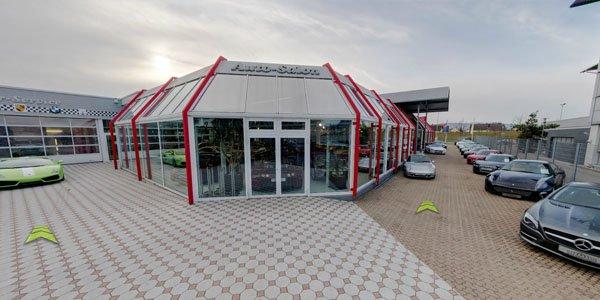 Visite virtuelle de l'Auto Salon Singen