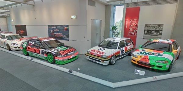 Le musée Honda se visite aussi en virtuel