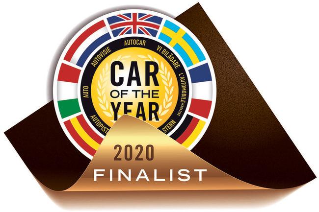 Voiture de l'année 2020 : les 7 finalistes sont connues