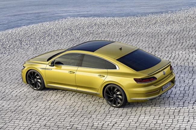 Volkswagen Arteon : à partir de 49 325 €