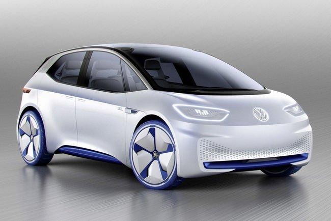 Volkswagen au CES de Las Vegas 2017