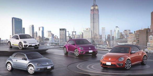 La Beetle Mania déferle sur New York