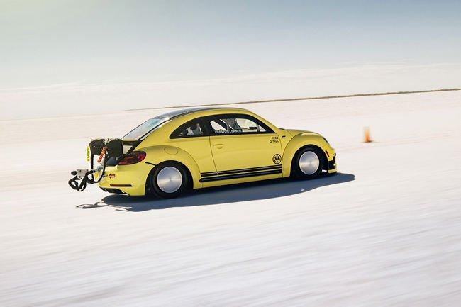 Voici la VW Beetle la plus rapide au monde
