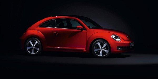 VW Beetle R, vigoureux scarabée