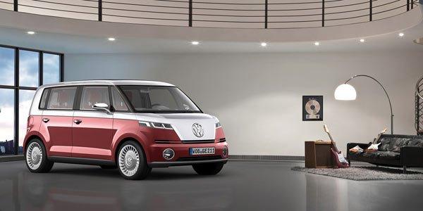 Le Volkswagen Bulli confirmé ?