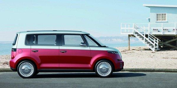 Volkswagen Bulli, de série en 2013?