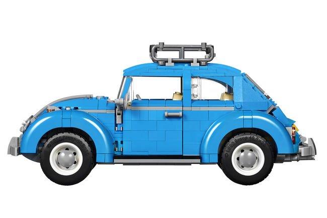 La VW Coccinelle arrive chez Lego