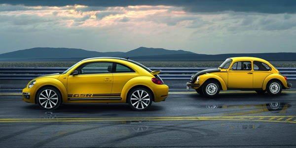 VW Coccinelle GSR : la fibre nostalgique