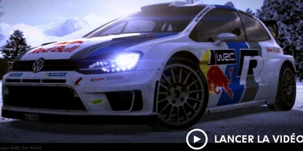 Volkswagen crée un jeu vidéo de WRC