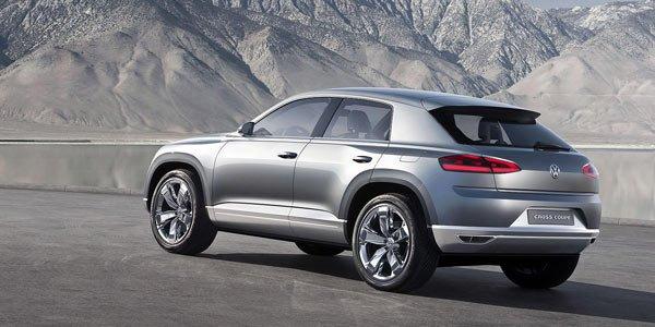 VW Cross Coupé, ça vous Evoque quoi ?