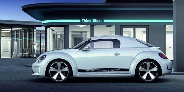 Genève 2012 : Volkswagen E-Bugster