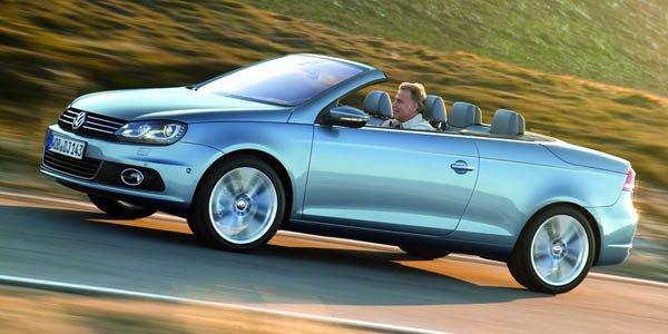 Volkswagen Eos : condamné à disparaître