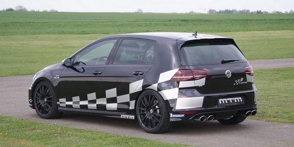 MTM offre 360 ch à la Volkswagen Golf R