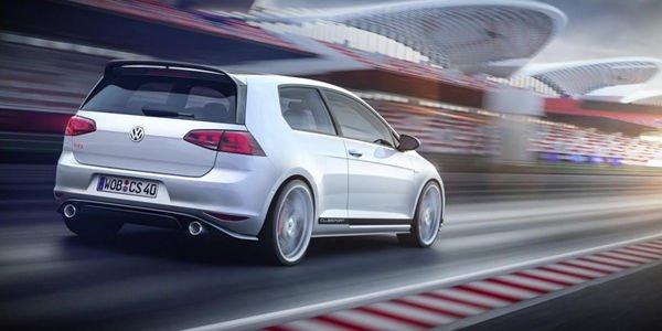 265 ch pour le concept Golf GTI Clubsport