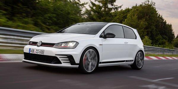290 ch pour la VW Golf GTI Clubsport