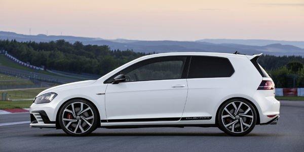 Golf GTI Clubsport : à partir de 34 500 €