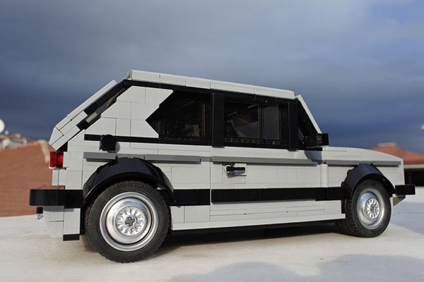 Bientôt une VW Golf GTI MkI chez Lego ?