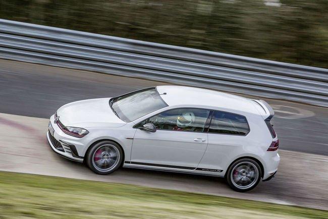 VW Golf GTI : nouveau record sur le Ring
