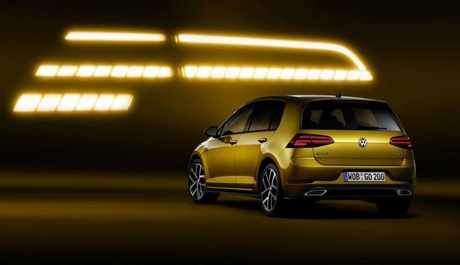 VW Golf restylée : ouverture des commandes