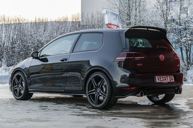 VW Golf GTI Clubsport S par ABT Sportsline