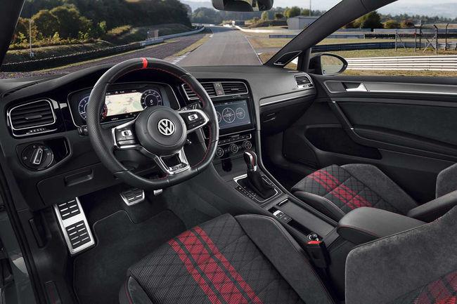 VW Golf GTI TCR : carnet de commande ouvert