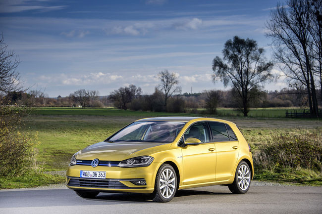 Volkswagen Golf : la huitième génération en approche