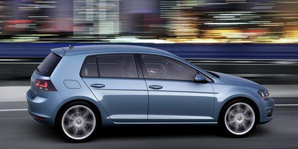 Beau démarrage pour la Volkswagen Golf 7