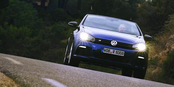 Officiel : Volkswagen Golf R Cabriolet